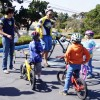Cub Scouts Team Up with Naval Postgraduate School Cycling Club to Learn Bike Skills
