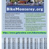 "First Bicycling Monterey video: ""People Who Bike in Monterey County, 2009-2015"" – Also, first fundraiser for the Bicycling Monterey website and projects."