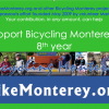 8th Year: Bicycling Monterey Site and Projects