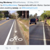 Where to report a bikeway maintenance need in Monterey County, plus maintenance needs for California State Highways
