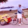 Pedal Pushers for Bicycling Monterey