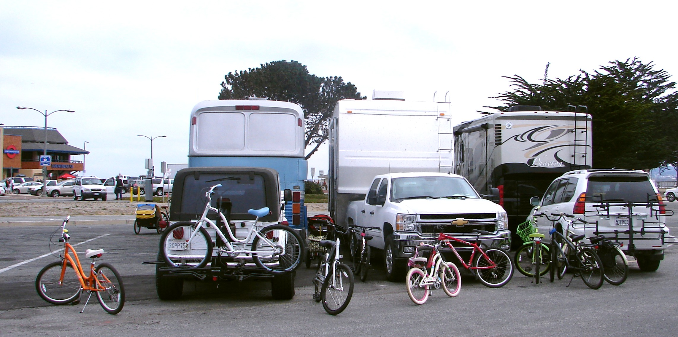 5 Bike And Ride Options Bicycling Needn T Be All Or