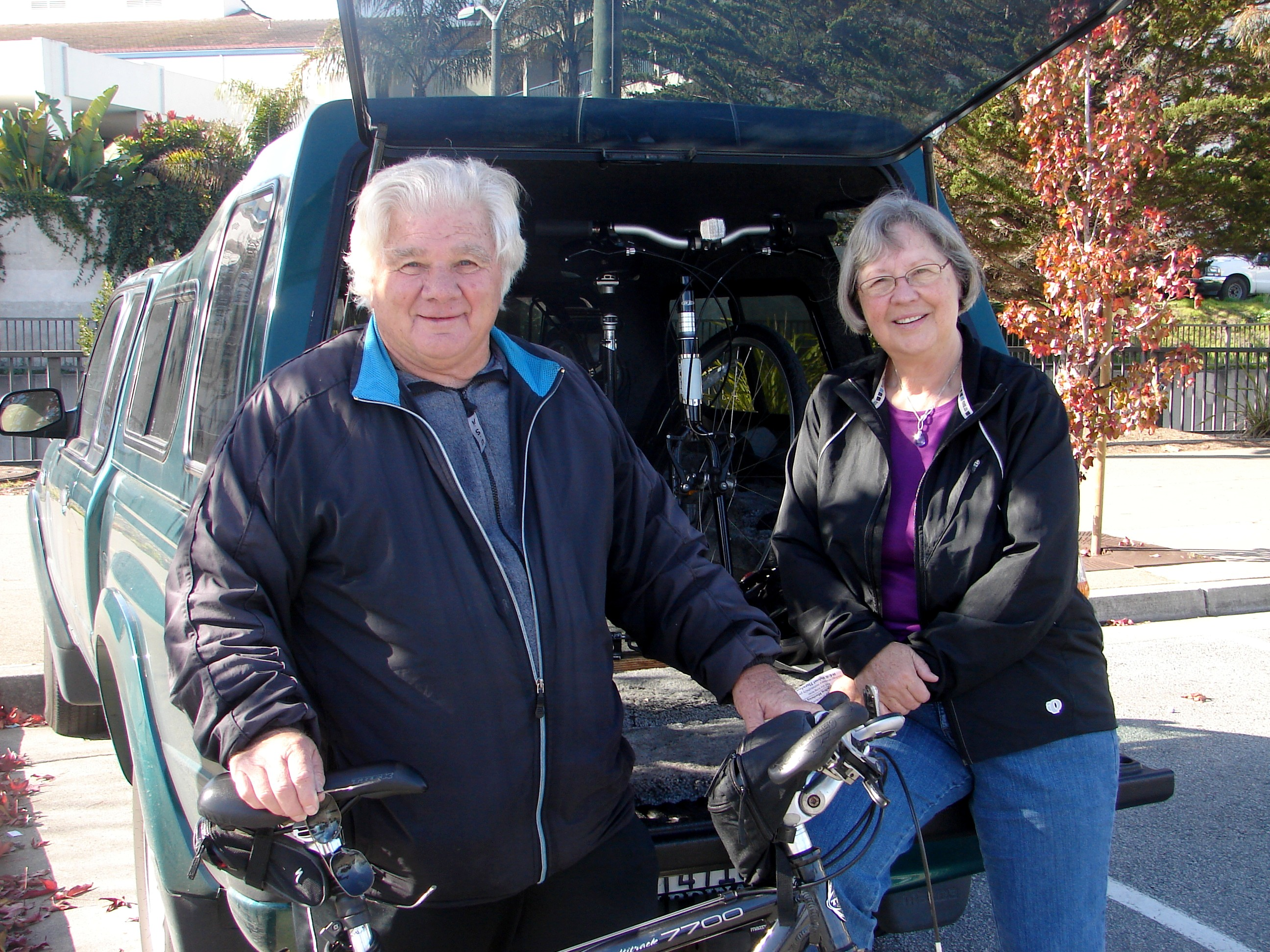 2nd Annual Intergenerational Ride 2013