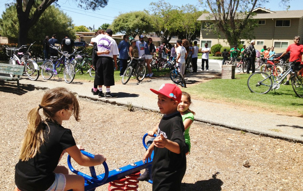 Good news for kids and others - Open Streets coming