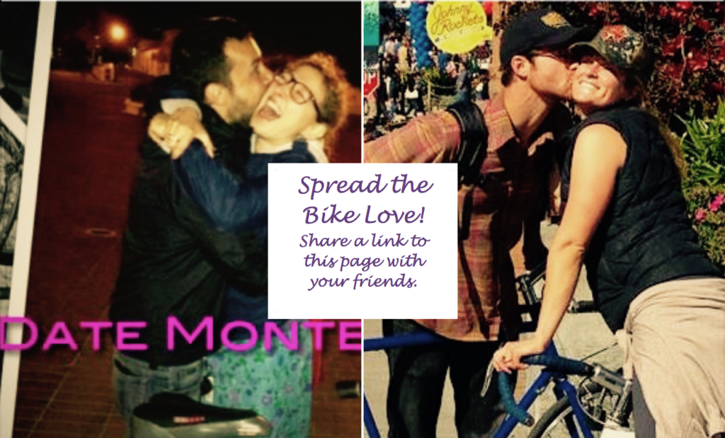 For more Bicycling Monterey videos, click here. ♥ Here's to love! ♥