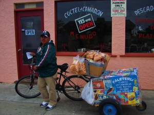 Greenfield cargo bike vendor