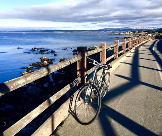 Bike To The Beach In Monterey County And Care For What You Love