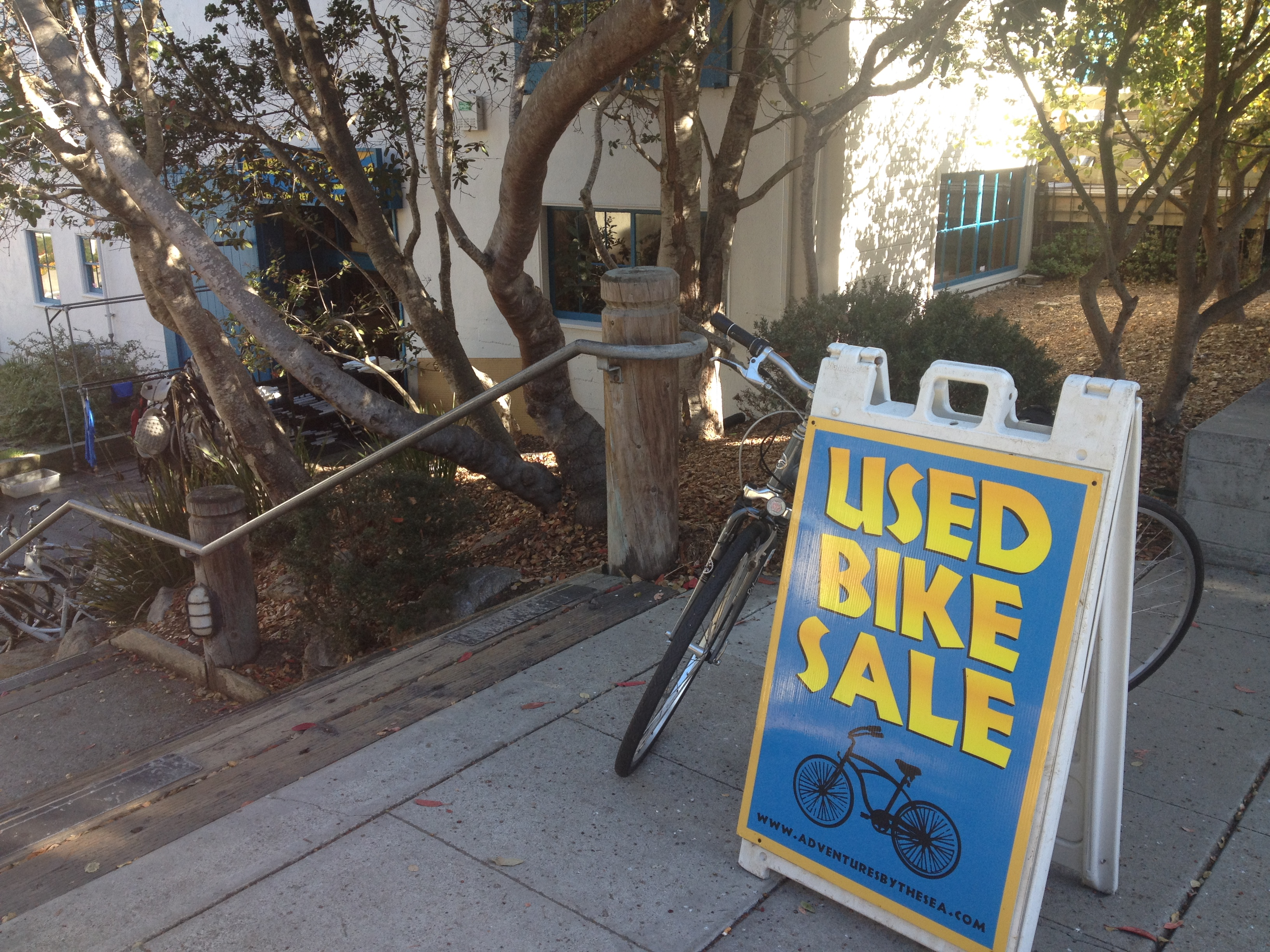Used Bikes for Sale: From local bicycle dealers in Monterey County
